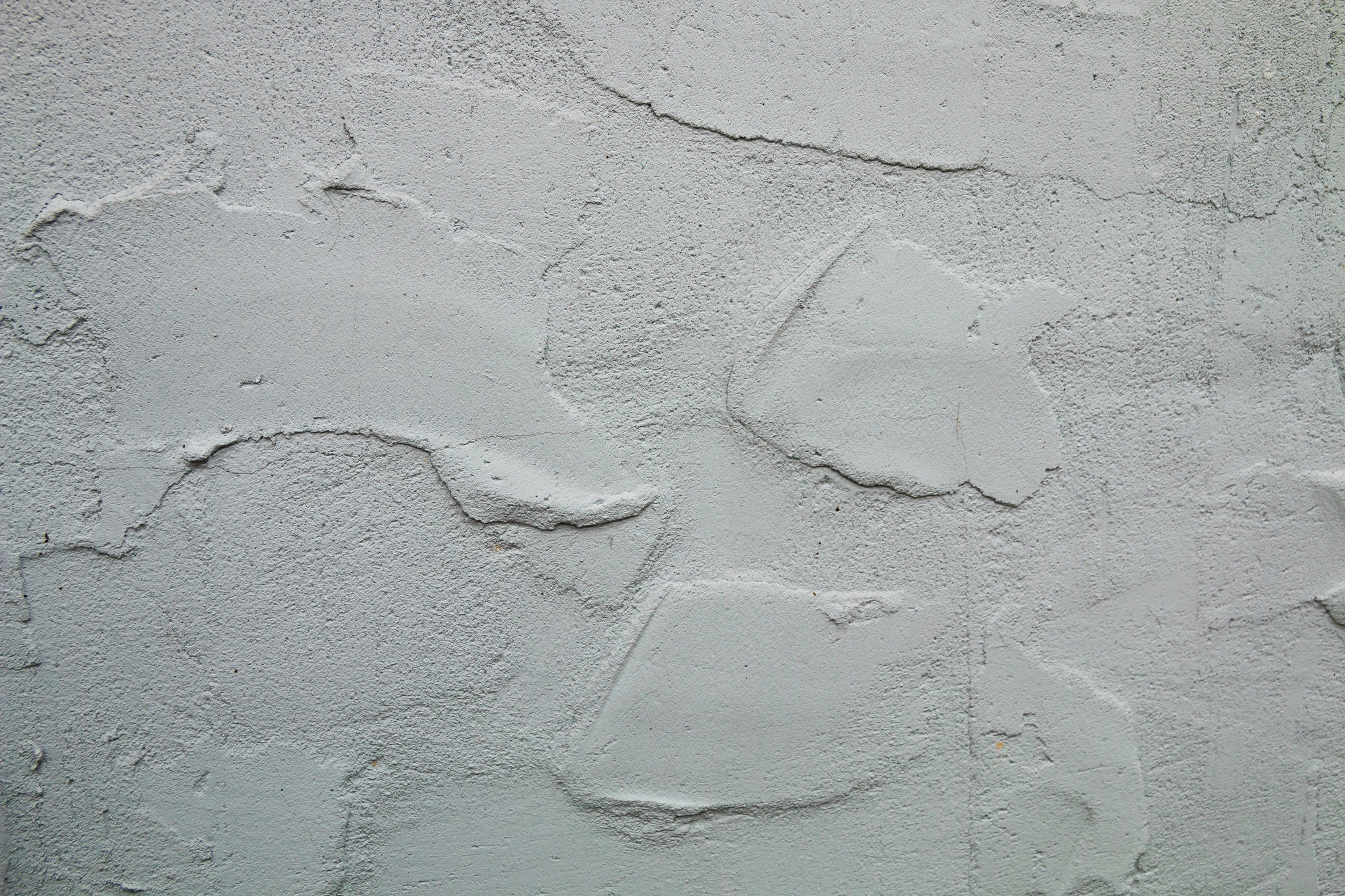 Grunge concrete cement wall for texture background, copy space